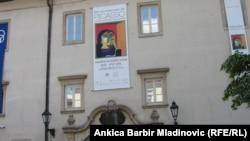 Izložba Pabla Picassa u galeriji Klovićevi dvori, svibanj 2013.