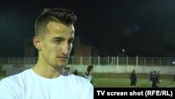 U fudbalu sam od rođenja: Erhan Mašović