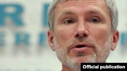 Оьрсийчоьнан Пачхьалкхан Думан депутат Журавлев Алексей.