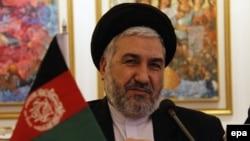 سید حسین عالمی بلخی وزیر مهاجرین و عودت کنندهگان افغانستان