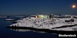 Украинская станция «Академик Вернадский»