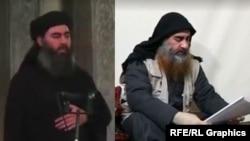 "Лидер ""ИГ"" Абу-Бакр аль-Багдади (архивное фото)"