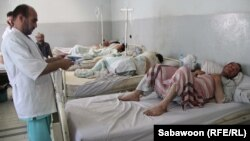 Жертвы теракта, Кабул, 5 июля