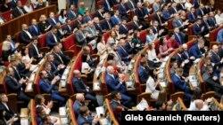 Рада схвалила склад уряду
