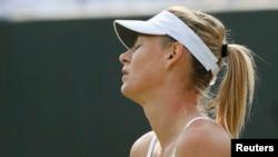 ماریا شاراپووا ستاره تنیس