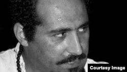 محمدرضا حاج رستم بگلو، شاعر زندانی