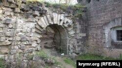 Крепость в Керчи