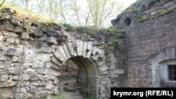 Памятник архитектуры крепость «Керчь»