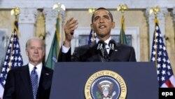 Obama amerikalı əsgərlərə dəstək olacağına söz verib