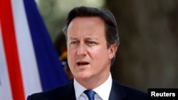 Прем'єр-міністр Британії Дейвід Камерон