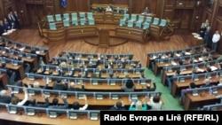 Kosovski parlament, septembar 2014.