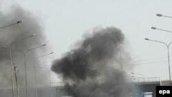 اکثر حملات به متقاضيان کار پليس و ارتش عراق به گروه القاعده نسبت داده می شود.