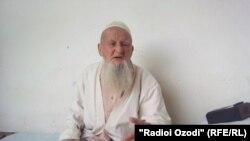 Отец Гулмурода Халимова