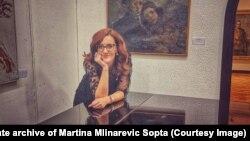 Nosim teret linča: Martina Mlinarević