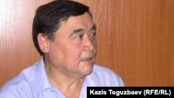 Гражданский активист и журналист Рамазан Есергепов.