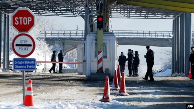 Prelaz između Kosova i Srbije