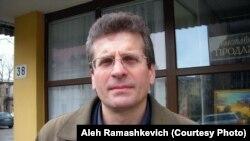Алег Рамашкевіч