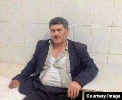 В конце мая глава села Батлаич Артур Алиев был избит