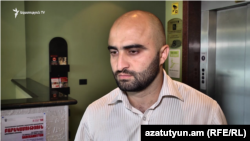 Руководитель Инспекционного органа охраны природы и недр Артур Григорян