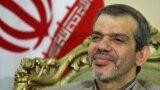السفير الايراني في بغداد حسن دانائي فر