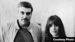 Ольга Матич и Сергей Довлатов. 1981