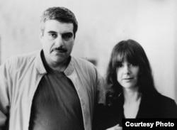 Сергей Довлатов и Ольга Матич. 1981