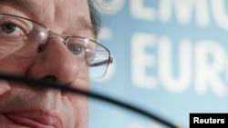 Премьер-министр Ирландии Брайан Коуэн