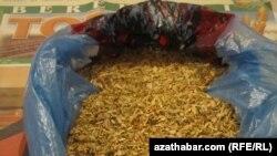 Türkmenistanda öndürilen temmäki