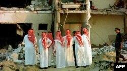 انفجار در محل اقامت نیروهای آمریکایی در الخبر