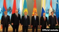 Russia – Summit of the Collective Security Treaty (ODKB), Moscow, 16May2012
