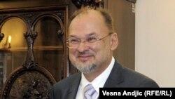 Jelko Kacin,Slovenian Ambassador to NATO