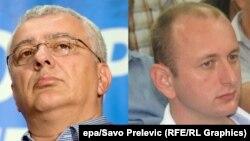 Prokuror rusiyayönlü müxalifətçilər Andrija Mandic və Milan Knezevic-in immunitetinin qaldırılmasını istəyir