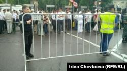 Пушкинская площадь, 12 июня