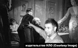 Илья Кабаков. Москва, 1980-е. Фото Г. Кизевальтера. Собрание Мультимедиа Арт Музея, Москва