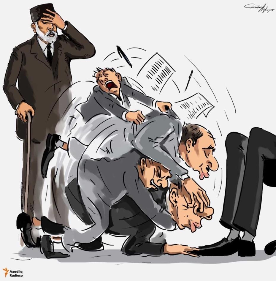 Azərbaycan mətbuatının dünəni və bugünü