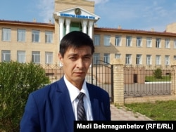Адвокат Марат Садуов.