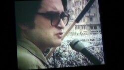 14 mai 1990, demonstrația anticomunistă din Piața Universității