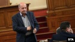 Георги Марков в Народното събрание