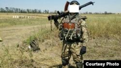 Білорус, який воює у складі українського полку спеціального призначення «Азов»