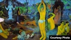 Müəllif: Paul Gauguin