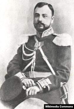 Сөләйман Сулькевич (1865-1920)