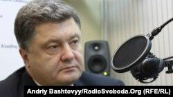 Петр Порошенко, экс-министр иностранных дел Украины.