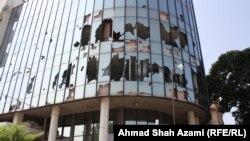 په اسلام آباد کې د جيو نيوز (ټي وي) دفتر