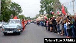 Dita e Fitores, Moldavi, 9 maj 2016
