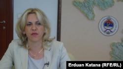 Željka Cvijanović, predsjednica Vlade RS