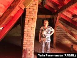 Галина Жулина и подкошенный капремонтом дымоход