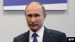 Ресей президенті Владимир Путин. Сочи, 11 қазан 2015 жыл.