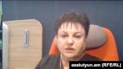 Վարակաբան Հասմիկ Ղազինյան