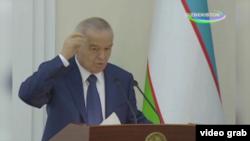 Выступая 4 февраля на внеочередной сессии Совета народных депутатов Ташкентской области Ислам Каримов подверг критике однополые отношения.