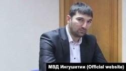 Ибрагим Эльжаркиев.